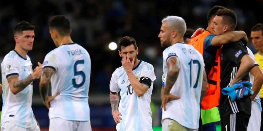 Messi va por su primera Copa América