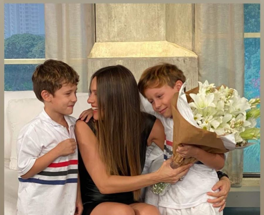 Pampita volvió a la televisión: así fue su regreso a Pampita Online