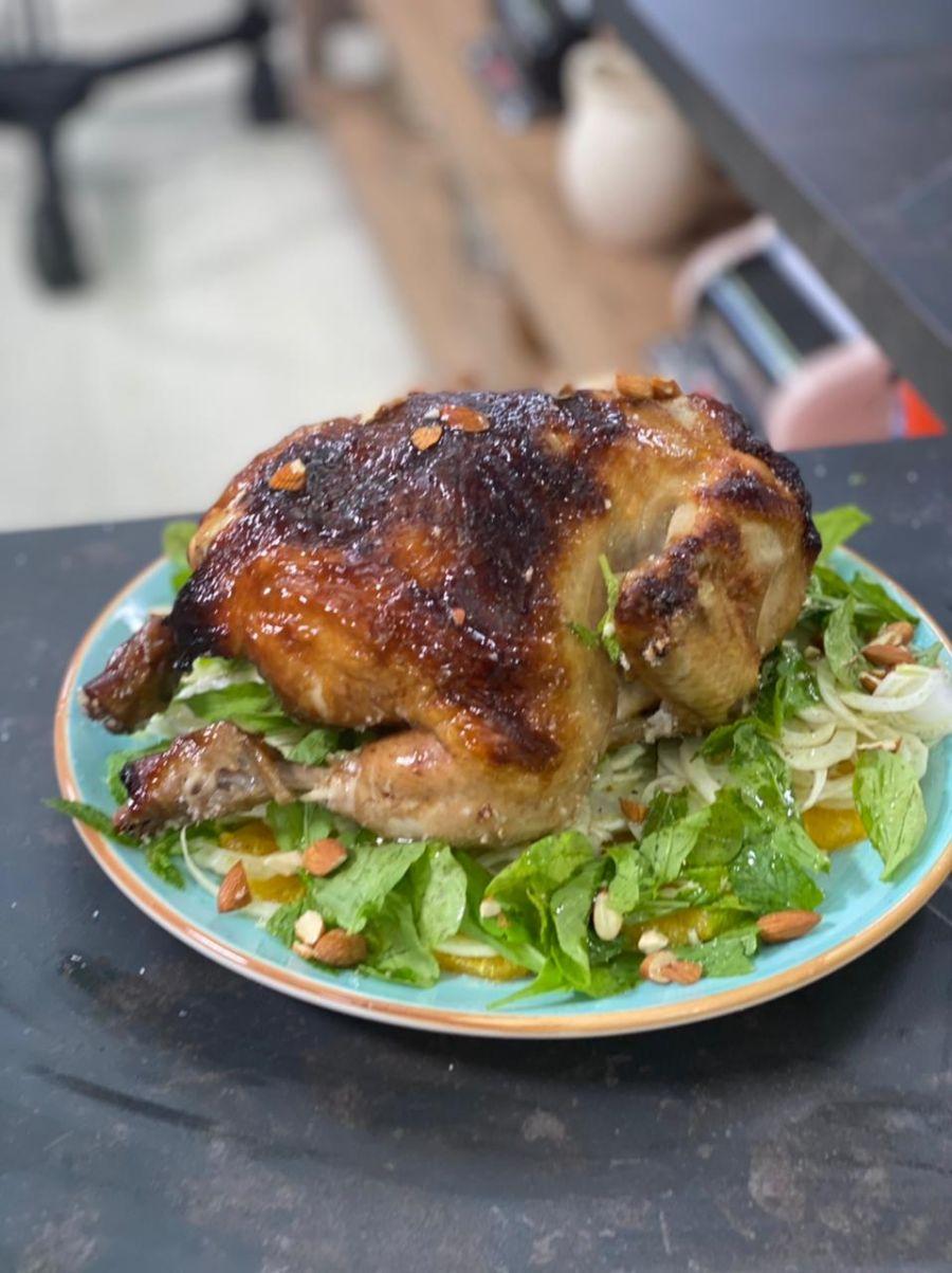 ¡Pollo y otras delicias!