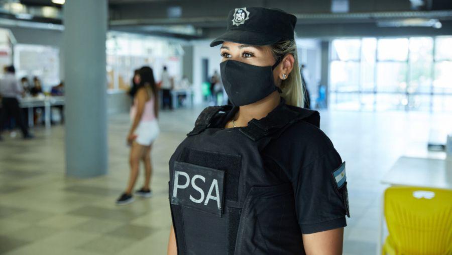 2021 16 03 Policia de Seguridad Aeroportuaria PSA