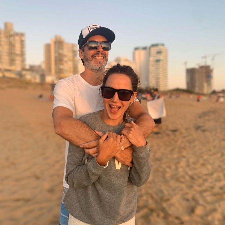 Valeria Gastaldi anunció que está embarazada por tercera vez