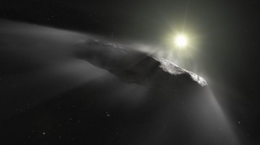 Asteroide Fragmento Planeta