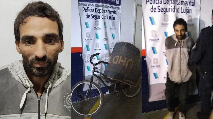 Carlos Savanz, apuntado por el secuestro