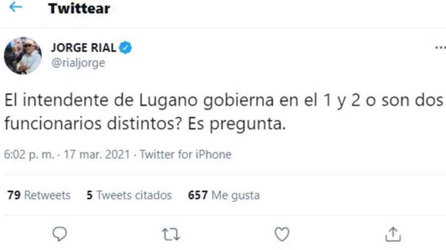 Jorge Rial contra Viviana Canosa