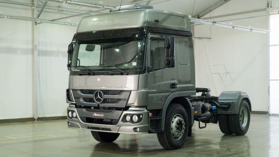 Novedades de Mercedes-Benz Argentina en materia de camiones