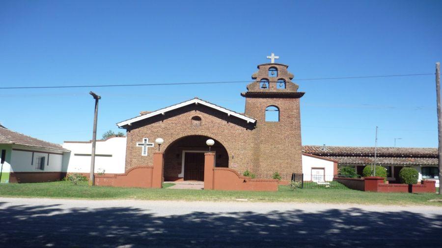 Capilla Sagrada Familia, SAN AGUSTÍN