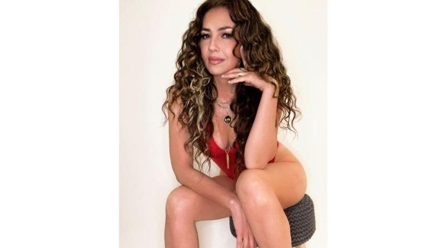 Thalia sensual