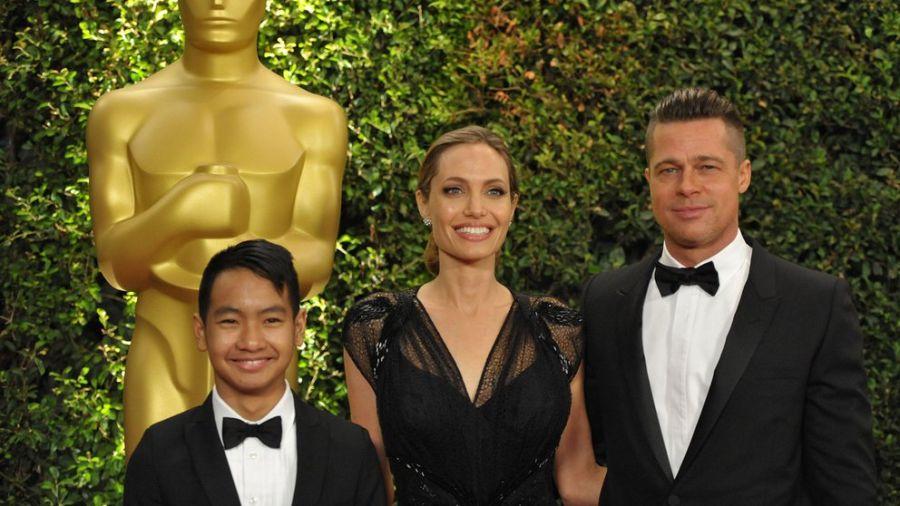 ¡El drama del año! El hijo de Brad Pitt quiere quitarse su apellido
