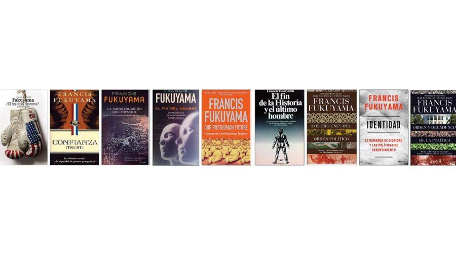 Libros de Francis Fukuyama.