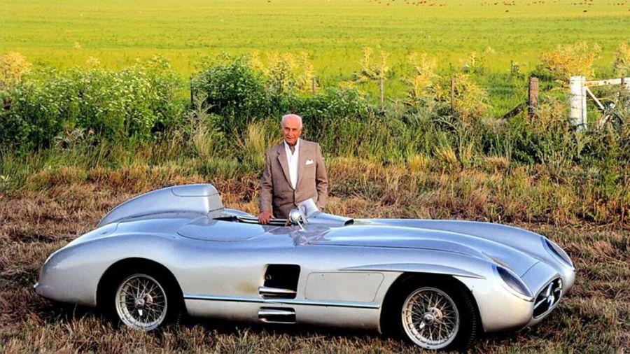 Mercedes SLR Juan Manuel Fangio