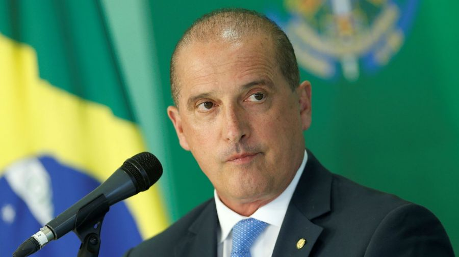 Ministro Brasil COVID-19