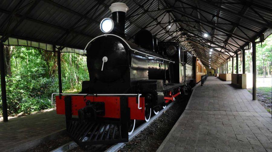 Tren Presidencial, Quinta de San Vicente.