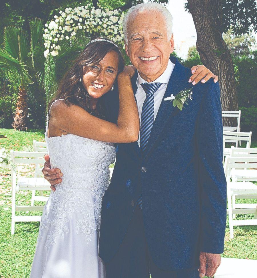 Felicidad: El doctor Alberto Cormillot será papá a los 82 años