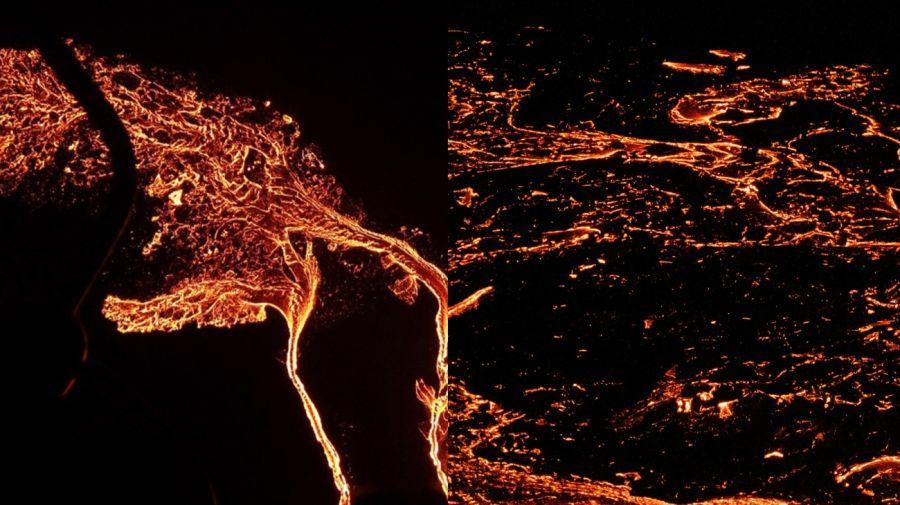 Islandia Erupción Volcán