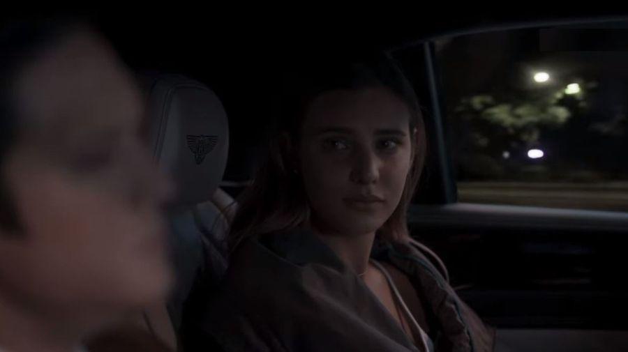 Michelle Salas en Luis Miguel, la serie