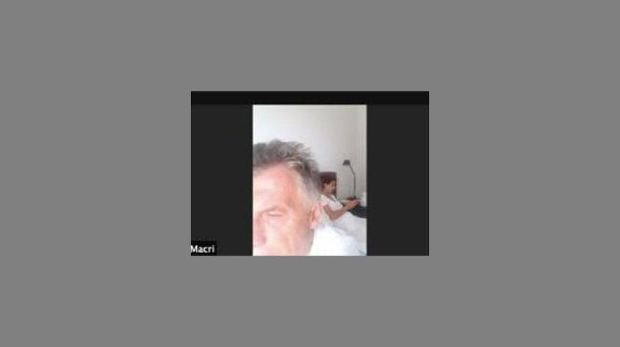 Zoom de Macri y JXC 20210322