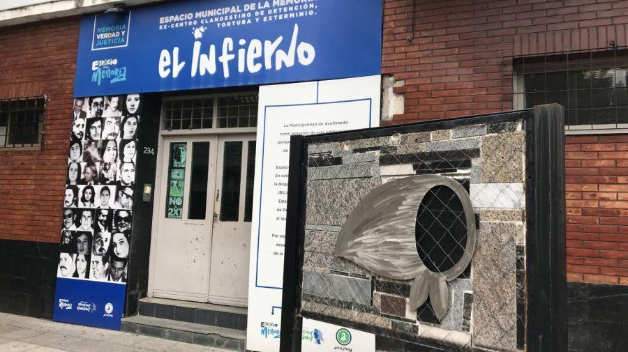 Centro Clandestino El Infierno