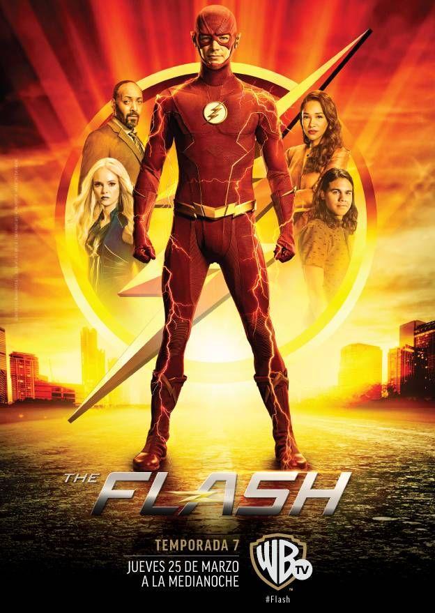 Cuándo se estrena la séptima temporada de Flash
