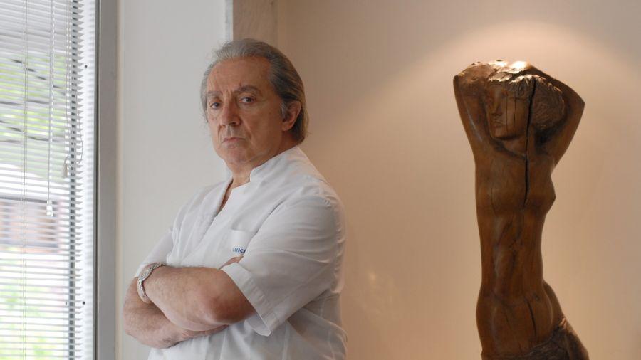 El doctor José Juri, entrevistado por Magdalena Ruiz Guiñazú en 2008.