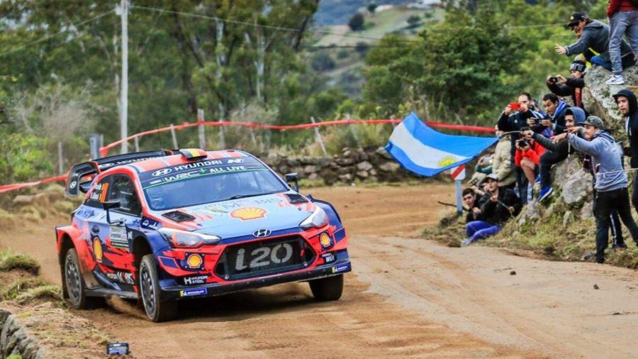 Se viene el Rally Argentina 2021