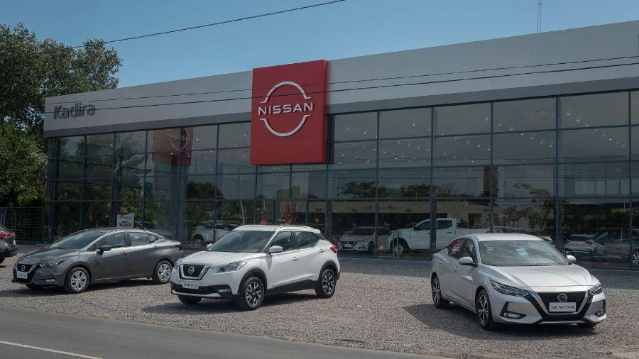 Nissan Argentina inaugura nueva imagen para sus concesionarios