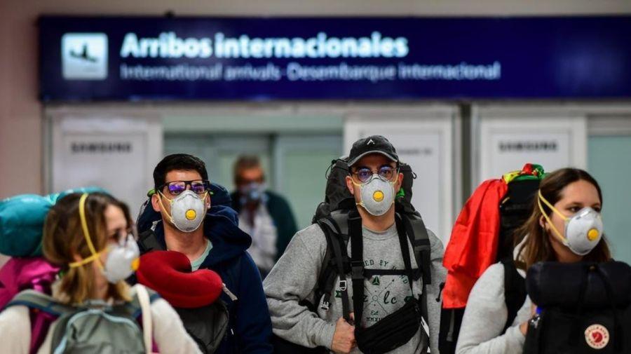 Restricciones Vuelos Argentina