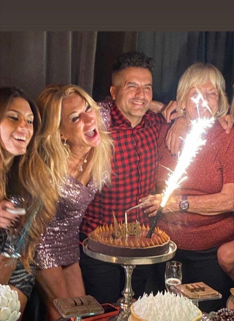 Todos los detalles del cumpleaños gitano de Yanina Latorre