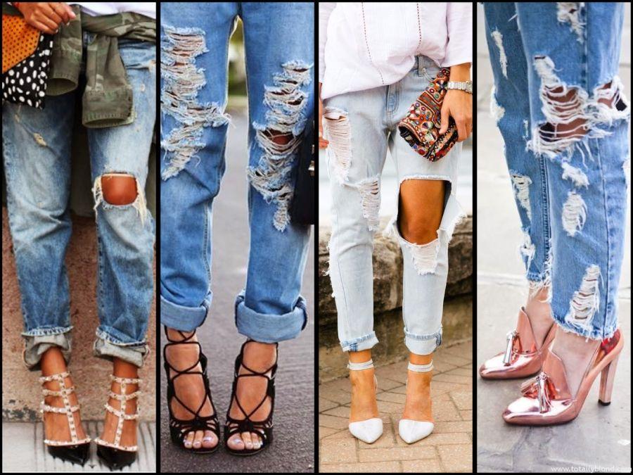 ¿Cómo gastar los jeans?