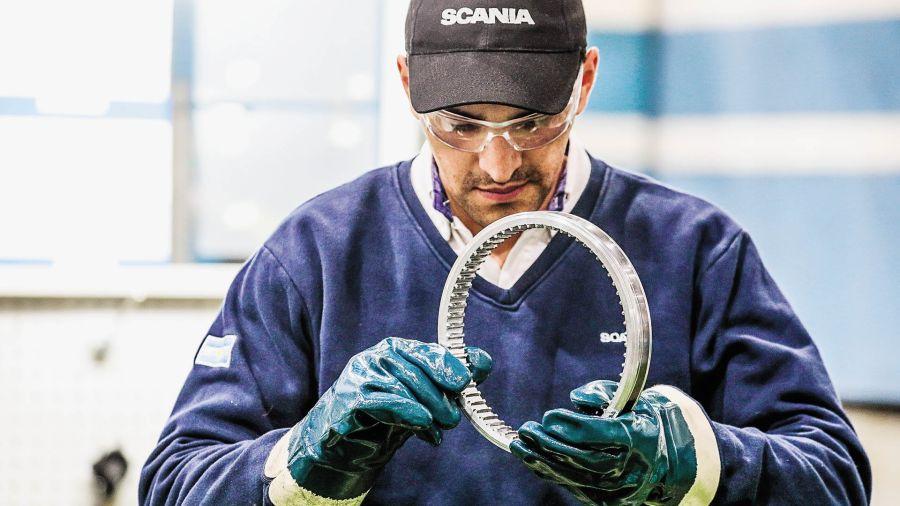 La planta de Scania en Tucumán cumple 45 años