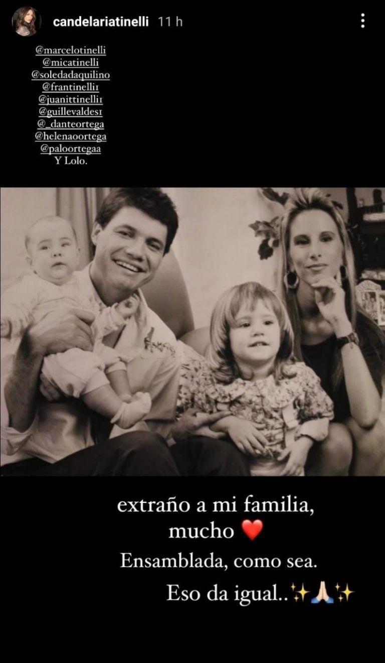 Soledad Aquino, la madre de Cande y Mica Tinelli fue internada en terapia intensiva