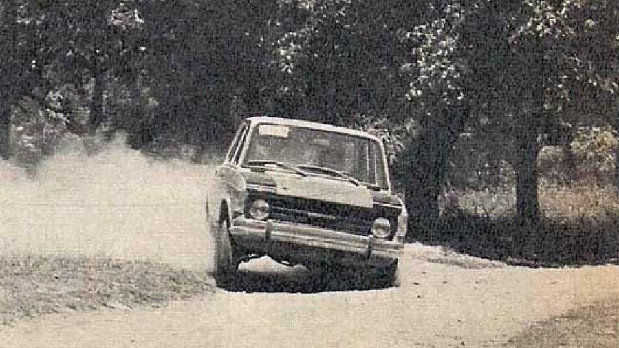 Fiat 128 IAVA TV 1100