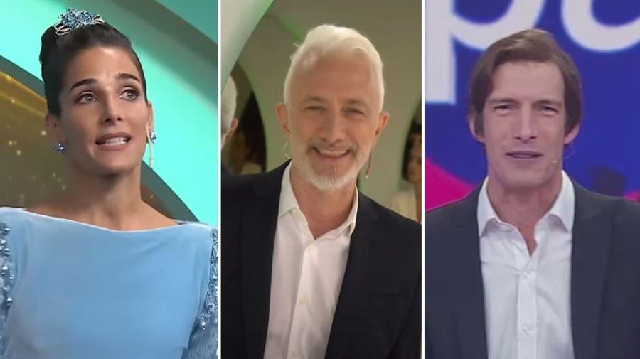 Juana Viale, Andy Kusnetzoff, Ivan de Pineda