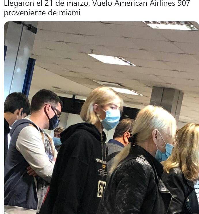 Ángel de Brito escrachó a Stefi Roitman y Ricky Montaner por incumplir con el aislamiento
