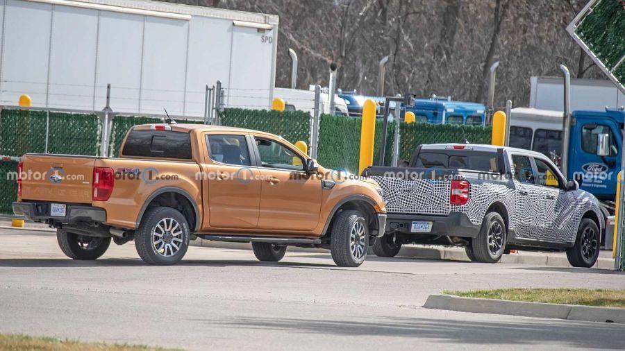 Ford Maverick y Ranger