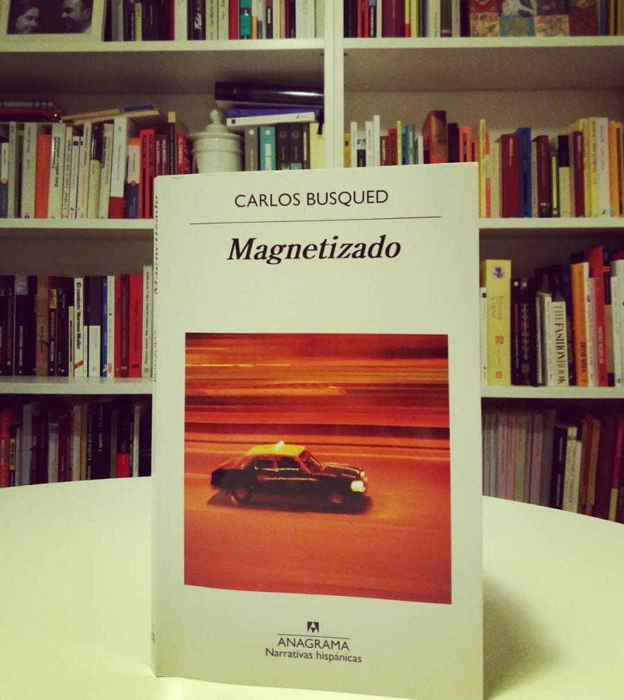 A los 50 años, murió el escritor Carlos Busqued