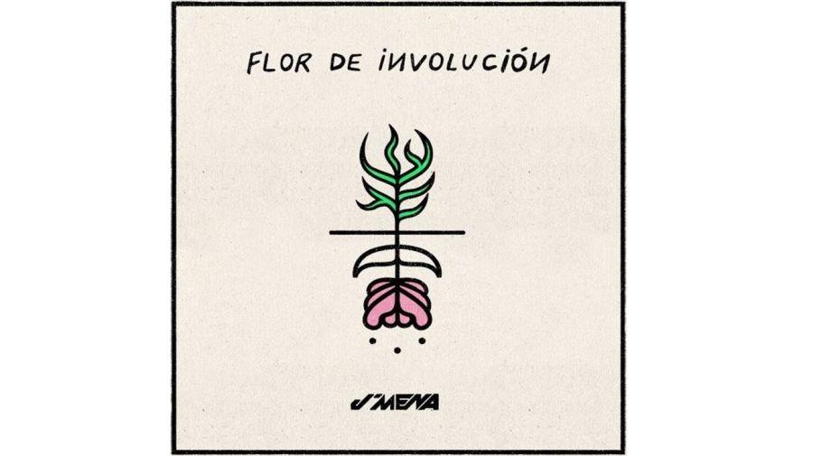 Logo Flor de involucion - Jimena Baron