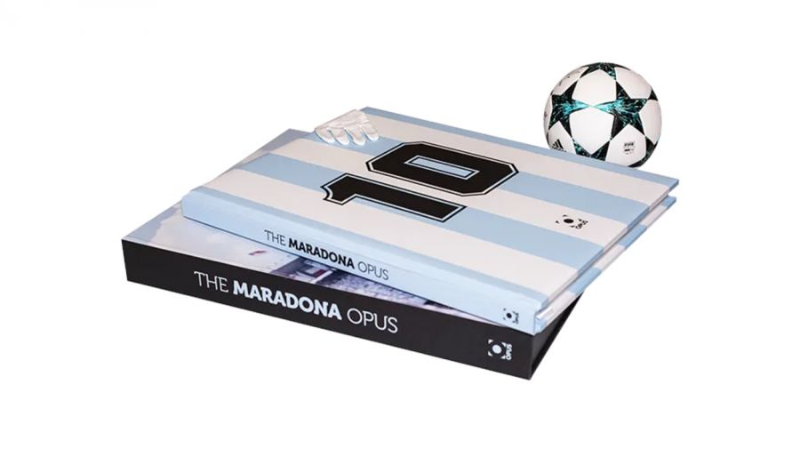 maradona opus 0401