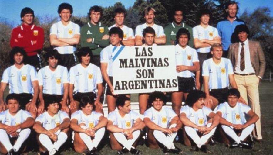 Malvinas Selección Argentina