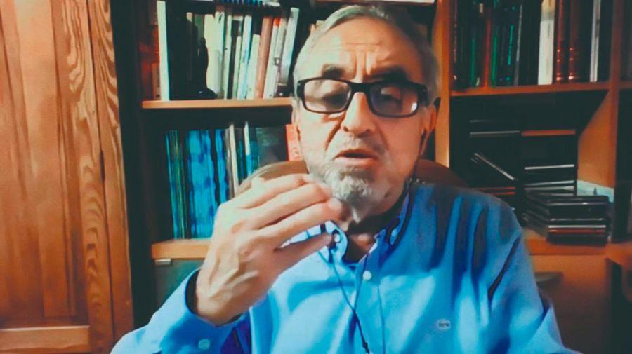 Dr. Pedro Cahn interview periodismo puro