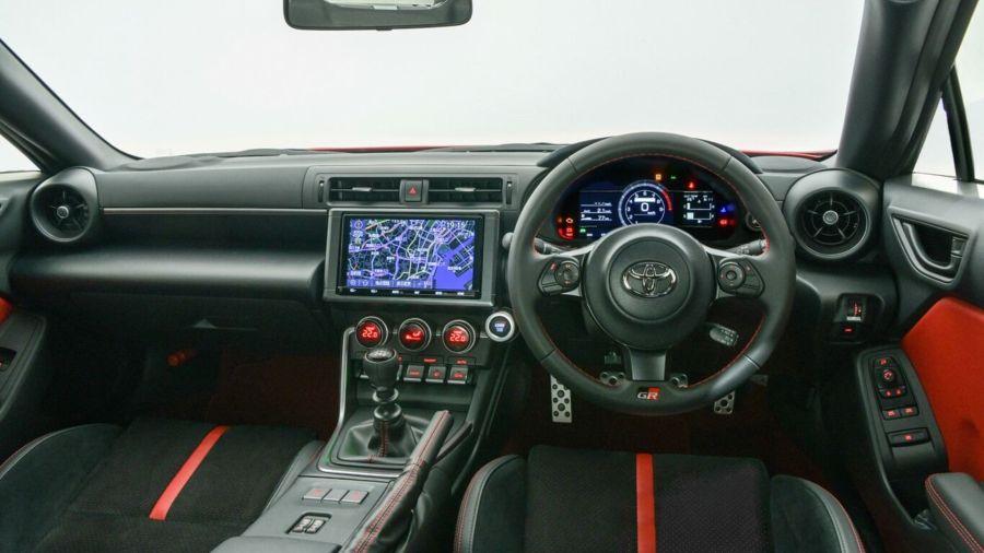Así es la nueva Toyota GR 86