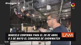 Marcelo Tinelli anunció cuándo arranca ShowMatch y cómo será el primer programa