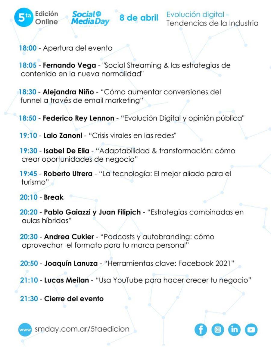 Social Media Day 20210405