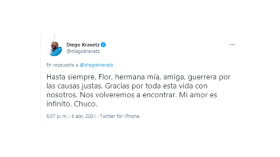 Diego Kravetz Tuit