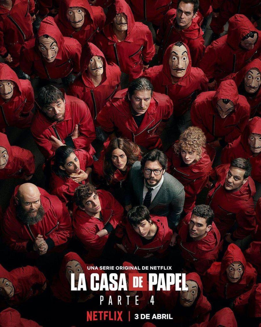 La casa de papel 5: Úrsula Corberó filtró la primera imagen y ya hay fecha de estreno