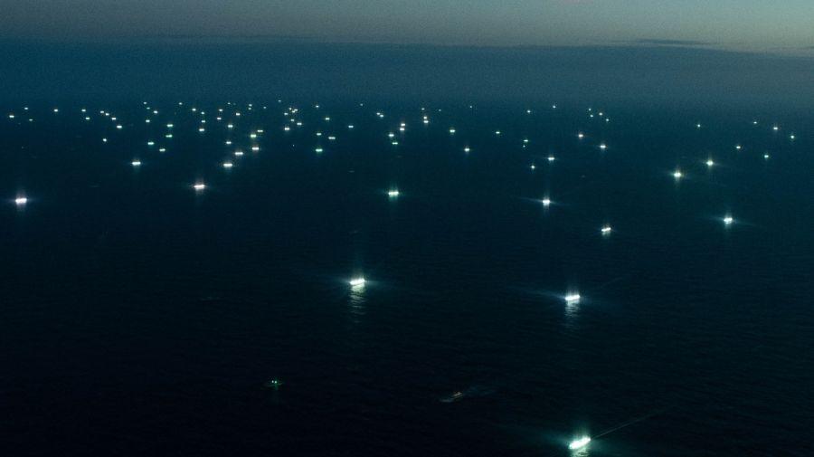 Pesca Ilegal Mar Argentino