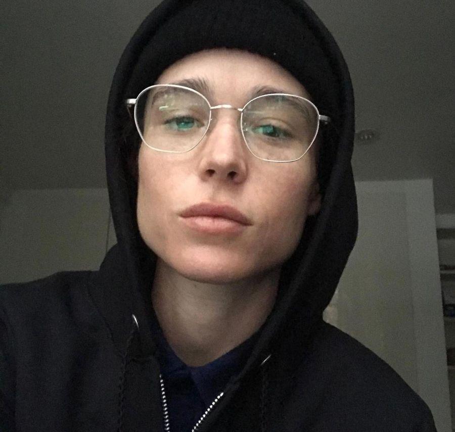De Ellen Page a Elliot Page: