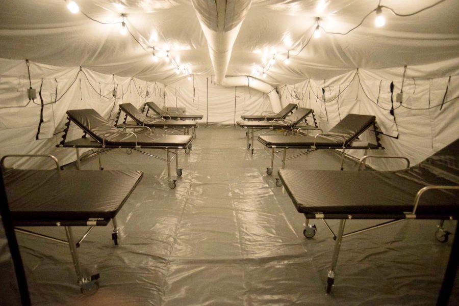 Donación Departamento de Defensa norteamericano 20210408