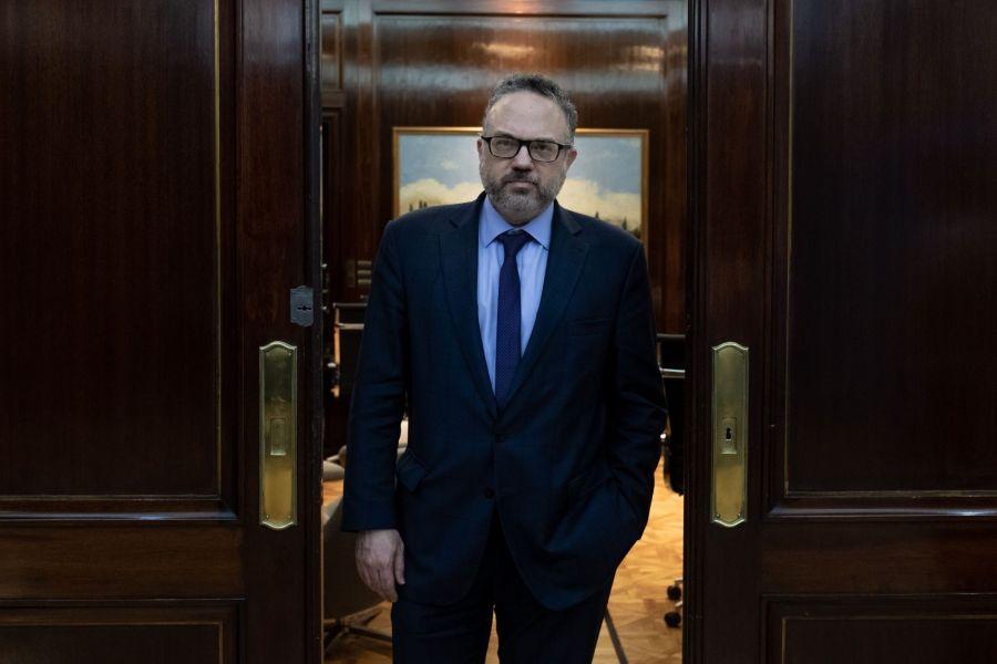 Argentina Production Minister Matias Kulfas Interview