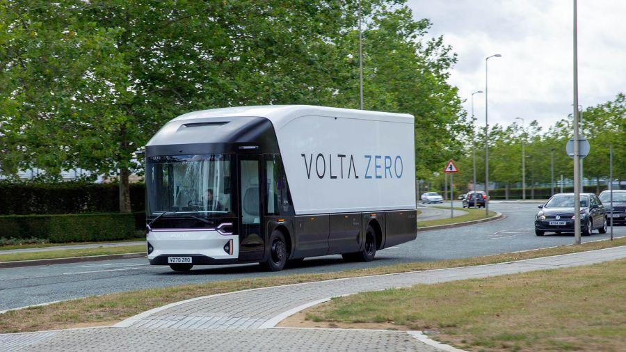 El nuevo camión eléctrico Volta Zero podría fabricarse en España