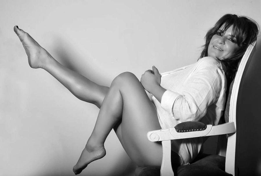 Andrea Taboada hot: topless y mucha sensualidad
